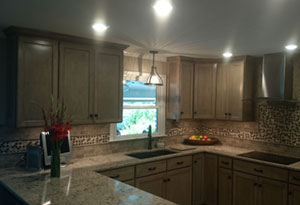 Gourmet Kitchen Remodel